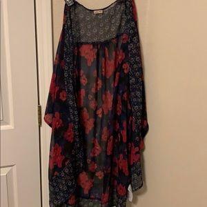 Jackets & Blazers - Holister kimono